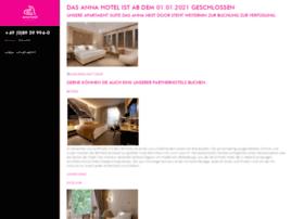 annahotel.de