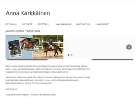 annakarkkainen.fi