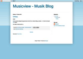 annalee-mymusicview.blogspot.de