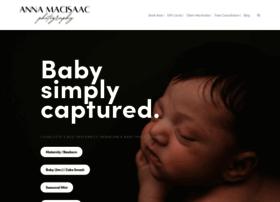 annamacisaacphotography.com