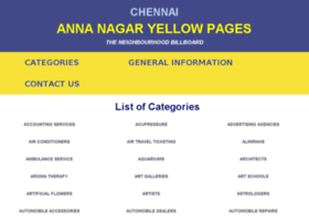 annanagaryellowpages.in