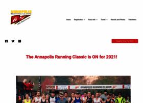 annapolisrunningclassic.com