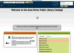 annaporter.biblionix.com