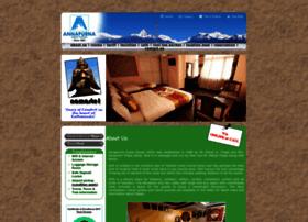 annapurnaguesthouse.com