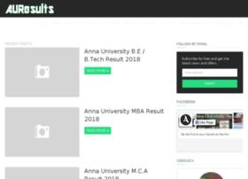 annauniversityresult.co.in