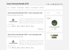annauniversityresults.co.in