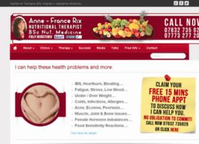 anne-francerixnutrition.co.uk