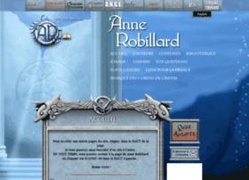 anne-robillard.com