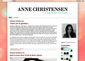 annechristensen.blogspot.com