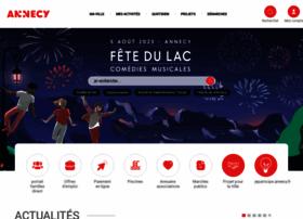 annecy.fr