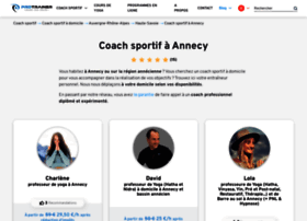 annecy.personal-sport-trainer.com
