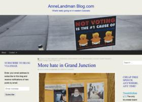 annelandmanblog.com