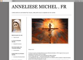 anneliesemichel-info.blogspot.com