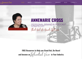 annemariecross.com