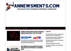 annewsments.com