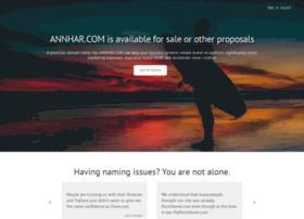 annhar.com