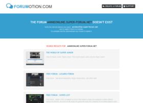 annieonline.super-forum.net
