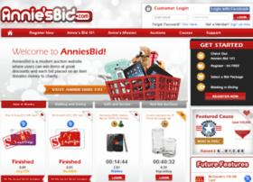 anniesbid.com