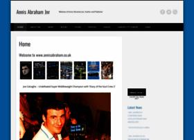 annisabraham.co.uk