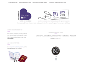 anniversaire-50.com