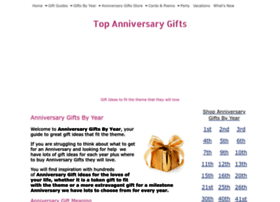 anniversary-gifts-by-year.com