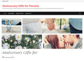 anniversarygiftsforparents.com