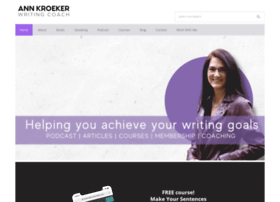 annkroeker.com