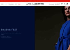 annmashburn.com