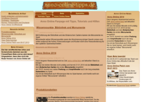 anno-online-tipps.de
