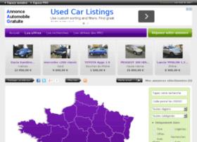annonce-automobile-gratuite.com
