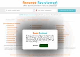 annonce-recrutement.com