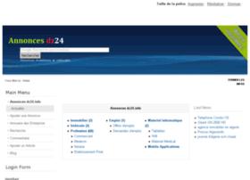 annonces.dz24.info