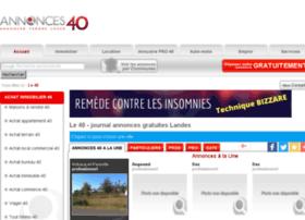 annonces40.fr