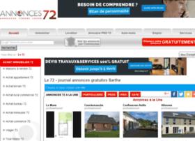 annonces72.fr