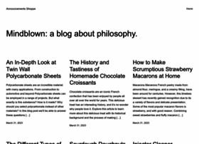 announcements-shoppe.com