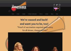 annoyanceproductions.com