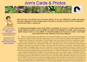 annscards.com