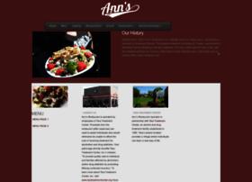 annsrestaurant.com