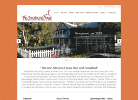 annstevenshouse.com