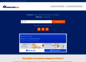 annuaire-annonce-legale.net