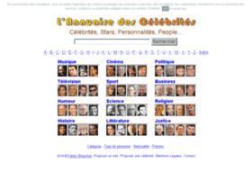 annuaire-celebrite.com