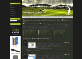 annuaire-detection.fr