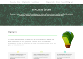 annuaire-ecolo.com
