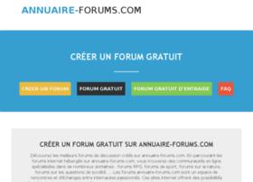 annuaire-forums.com