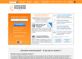 annuaire-inverse-france.com
