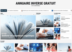 annuaire-inverse-gratuit.org