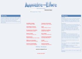 annuaire-libre.info