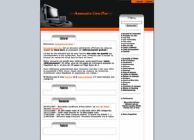 annuaire-lien-dur.pexiweb.be