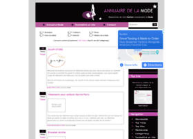 annuaire-mode.org