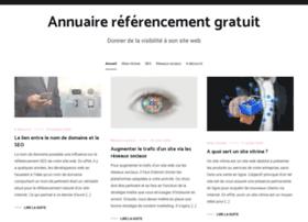 annuaire-referencement-gratuit.com